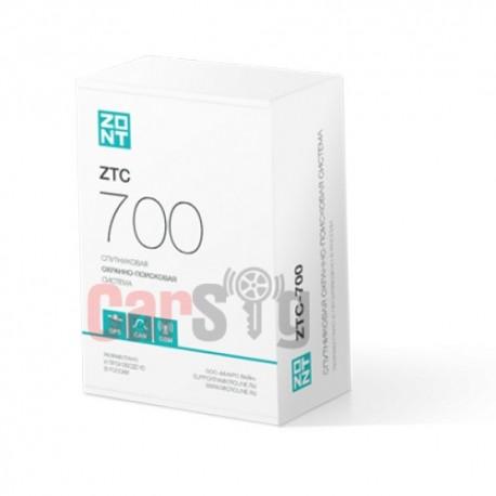 Автосигнализация Zont ZTC-700