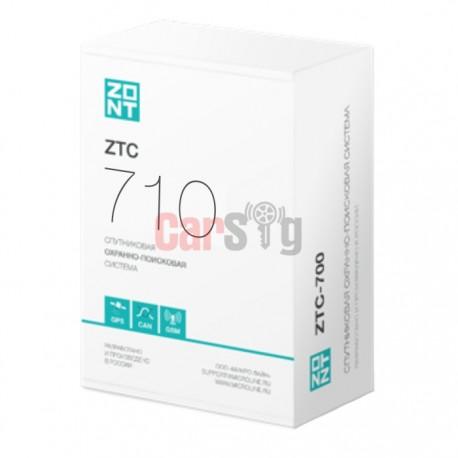 Автосигнализация Zont ZTC-710
