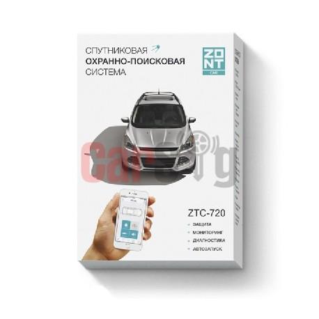 Автосигнализация Zont ZTC-720