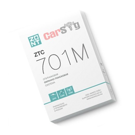 Автосигнализация Zont ZTC-701M