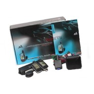 Автосигнализация MS Сталкер 600 LAN 3