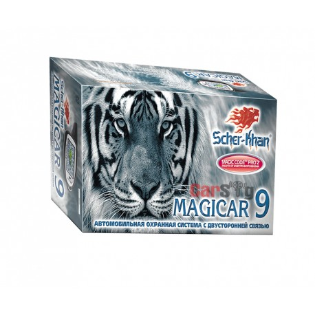 Автосигнализация Scher-Khan Magicar 9 CAN