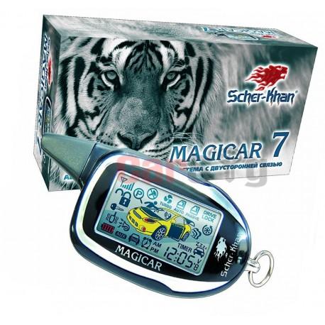 Автосигнализация Scher-Khan Magicar 7