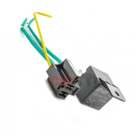 Реле RS ER-125 + Колодка