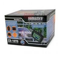 Автосигнализация Sheriff ZX1070