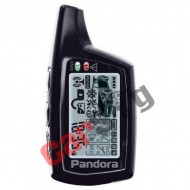 Брелок Pandora LCD D074 DXL 3257/3297/3930