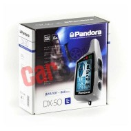 Автосигнализация Pandora DX50L+