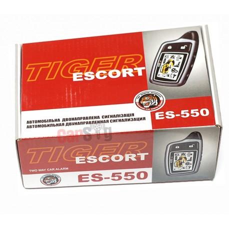 Автосигнализация Tiger Escort ES-550