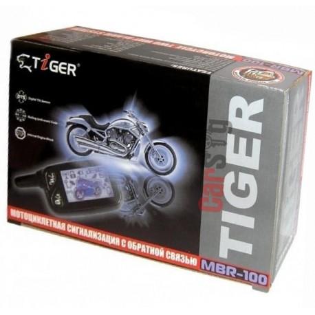 Мотосигнализация Tiger Escort MBR-100