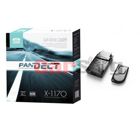 Автосигнализация PanDECT X-1170 Light