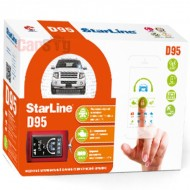Автосигнализация Starline D95 BT GSM/GPS
