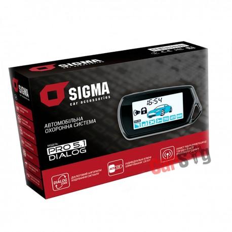 Автосигнализация Sigma Pro 5.1