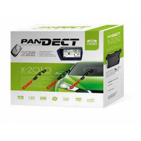 Автосигнализация PanDECT X-2010