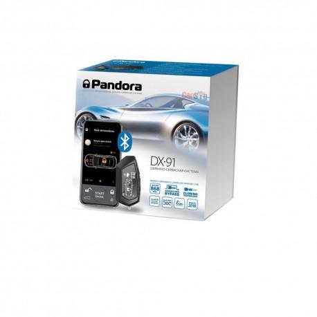 Автосигнализация Pandora DX-91