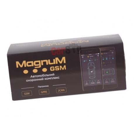 Автосигнализация Magnum sMart S80