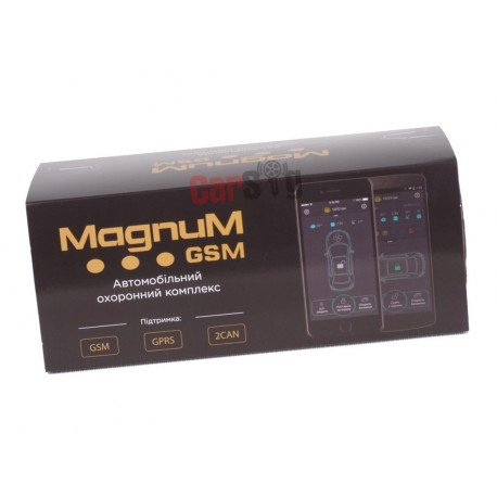 Автосигнализация Magnum sMart S20 Can