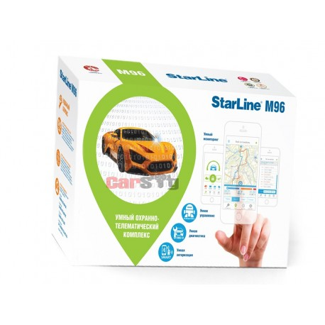 Охранный комплекс Starline M96-XL