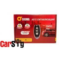 Автосигнализация Sigma SM-50 PLUS