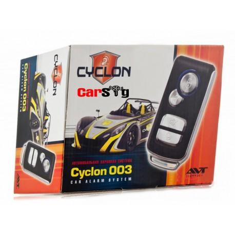 Автосигнализация Cyclon 003v3