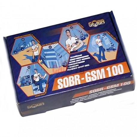 Автосигнализация Sobr GSM-100