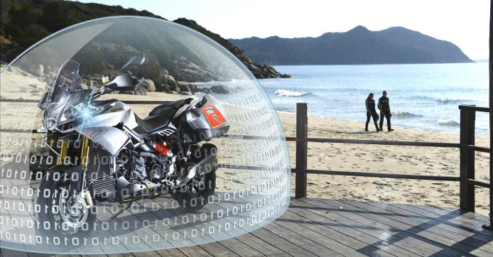 Мотосигнализация и сигнализация на скутер