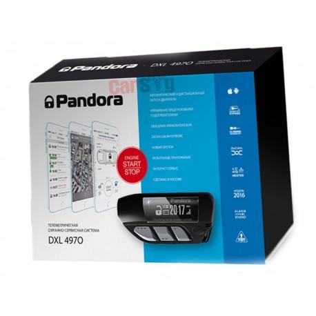 Автосигнализация Pandora DXL- 4970