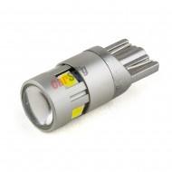 Светодиодные лампы для передних габаритов и подсветки номера T10 450 lm